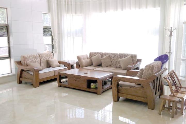 南塘38号-衡阳南岳渲洲纯自助民宿302房