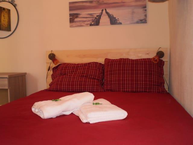 Appartement für 3Pers.  in Sithonia Chalkidiki - Agios Nikolaos - Apartament