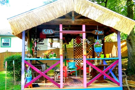 The Gypsy's  Cottage/Positive Energy, Drama Free! - Hendersonville - House