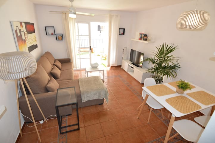 CHARMING DUPLEX OF 2 BEDROOMS IN CALLAO SALVAJE