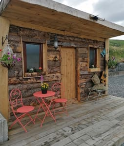 The Hippy Hut 15 minutes from carlingford