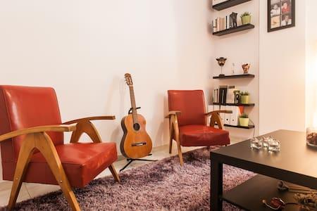 Central apartment 59m2 - Αθήνα  - Apartment