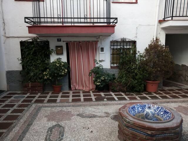 Casa rural quentar (Granada)