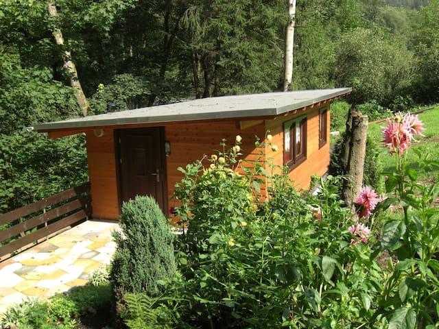 Gemütliches Ferienhaus in der Sächsischen Schweiz - Bad Schandau - บังกะโล