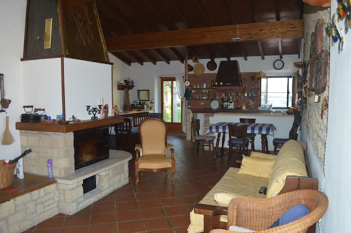 Mulino San Lorenzo - Volterra - Appartement