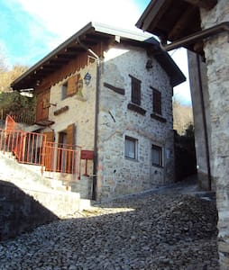 Beautiful House between Lake Como and Lake Lugano - Ponna Inferiore - บ้าน