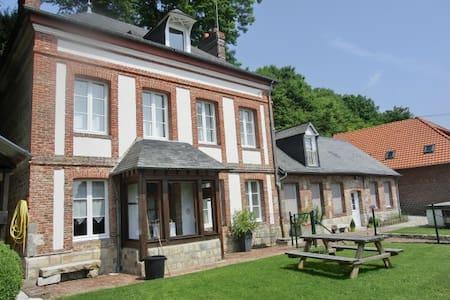 maison de chounette - Fontaine-le-Dun