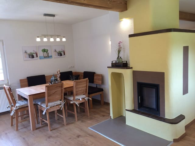 """Ferienhaus im Kanzlersgrund """"Natur pur"""""""