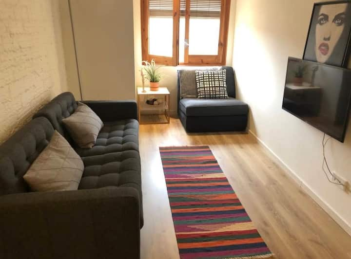 Amazing 2 Bed Rooms Flat close to Park Güell
