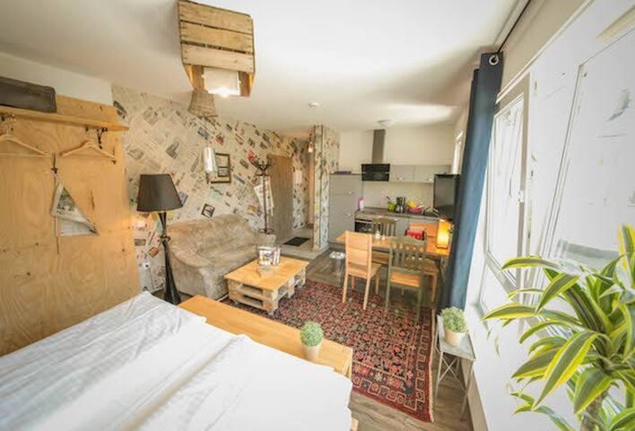 Aappartel  Apartments Meller Straße