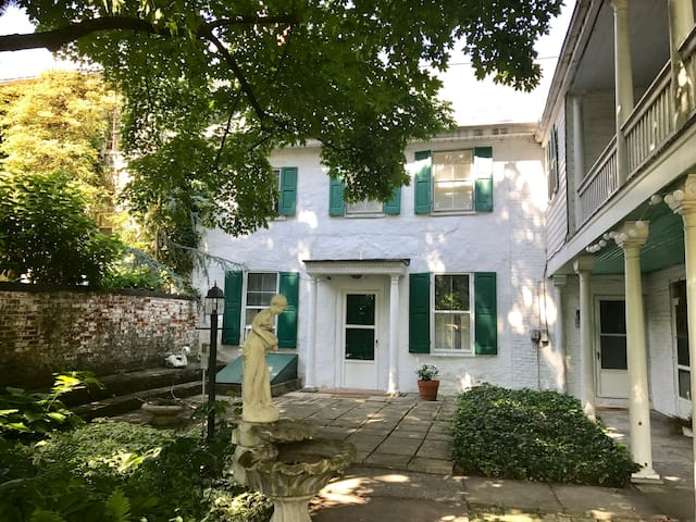 Historic 1830 Downtown Mercersburg Home