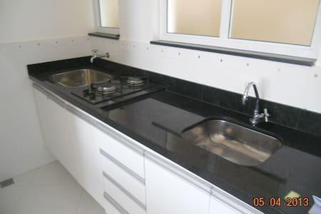 Apto no Centro de Piracicaba-Locação mínima 30dias - Piracicaba - Apartment