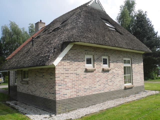 5-person housing (1200 sqft) - Nieuwediep - Casa