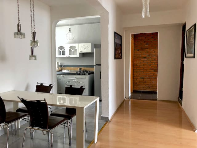 Depa 3 recamaras/ 3 bedroom apartment, Col. Roma
