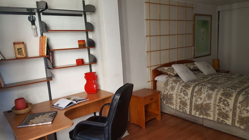 Best apartment option in El Golf Neighborhood - Las Condes - Appartement