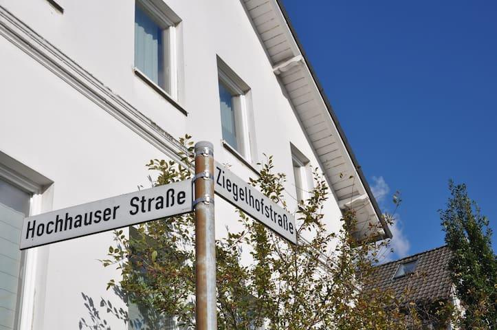 Doppelzimmer mit Bad und kl. Küche im Zentrum - Oldenburg - Leilighet