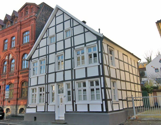 Gästezimmer im Zentrum inkl.WLAN - Iserlohn - Rumah