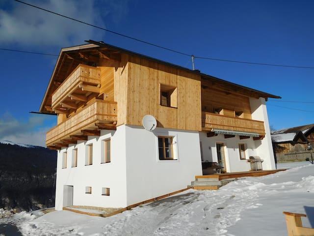 Wohnen mit Aussicht - Haimingerberg - Wohnung