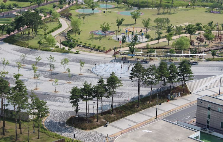 Lake home,lisan,paju-si,Kintex,outlets,Heyri,Seoul
