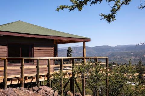 Cabañas Río Los Cipreses, Chacayes