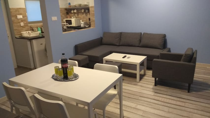 Pusztai Apartment - Blue
