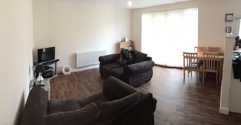 Private Room close to City Centre - Plymouth - Apartamento