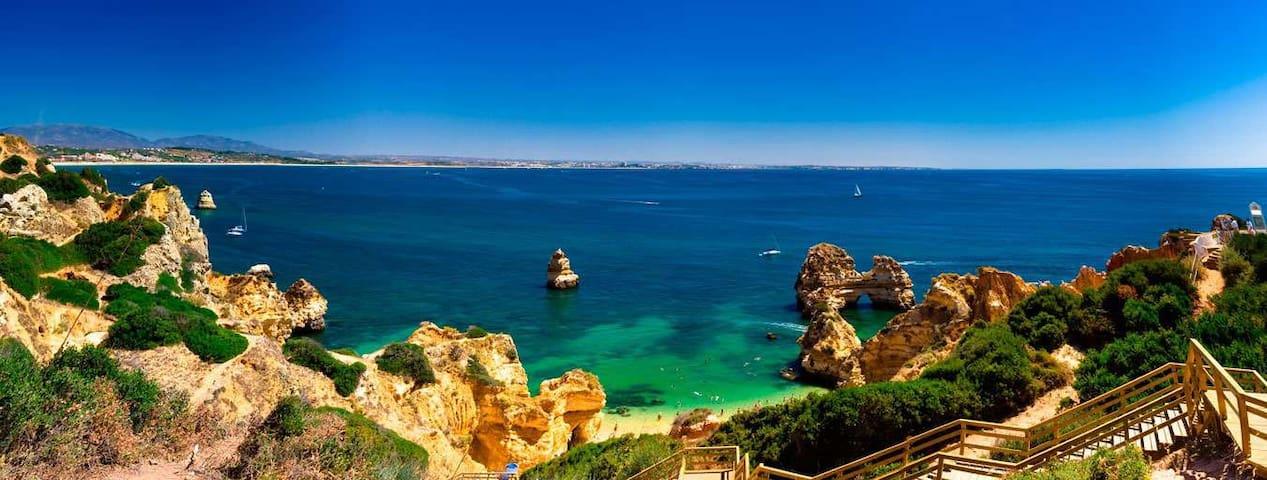 Appt 2 chambres - piscine - Algarve - 吉亞(Guia) - 公寓