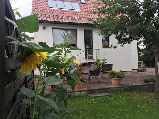 Ferienhaus vor den Toren von Weimar