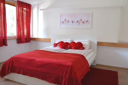 Romantic room, b&b, guesthouse Soul Ljubljana - Liubliana - Bed & Breakfast
