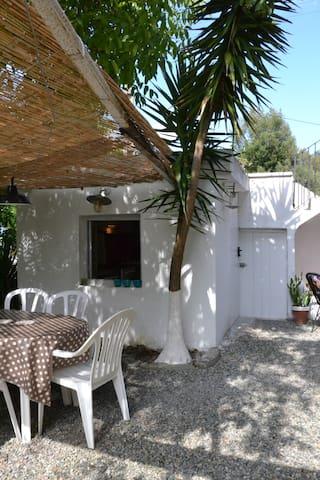MAISON  PLAGE et RIVIERE au calme - Prunelli-di-Fiumorbo - Haus