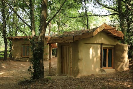"Eco Tiny house ""Pisco"" @ XVIII century eco-farm!"