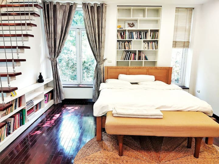 Van Son Garden - HomeStay - Lily Studio