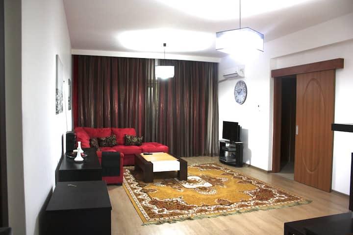Современная квартира в центр Гирне