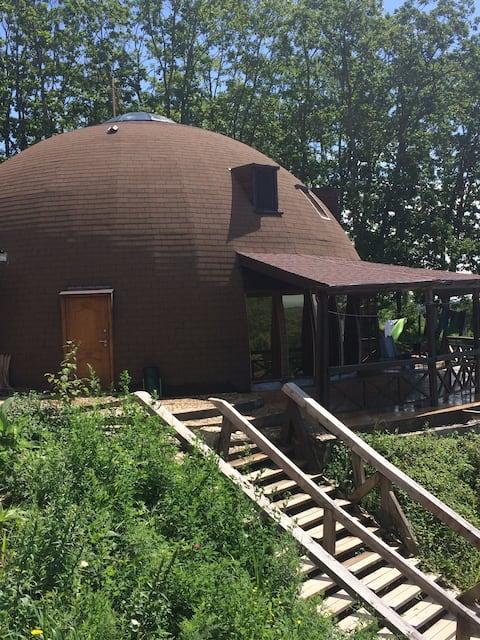 Дом с прекрасным видом в г.Находка,пгт. Ливадия