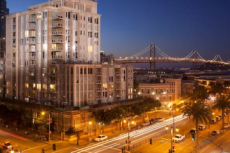 Luxury Apartment in the heart of SF - San Francisco