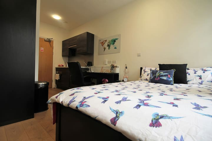 City Centre Apartment in Listed Building  - Apt 35 - Collingwood- The Bruce Building