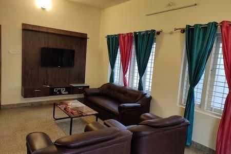 Fully furnished 3 bedroom villa