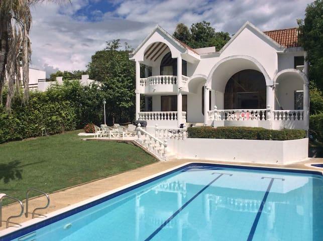 Espectacular casa de verano!