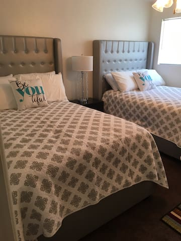 1 Bedroom Double bed - New Braunfels