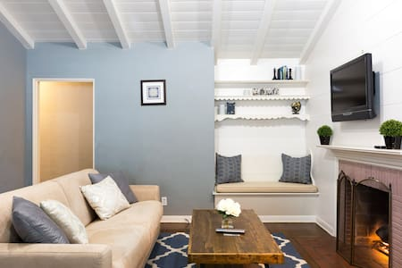 Charming 1Bedroom House in Brentwood