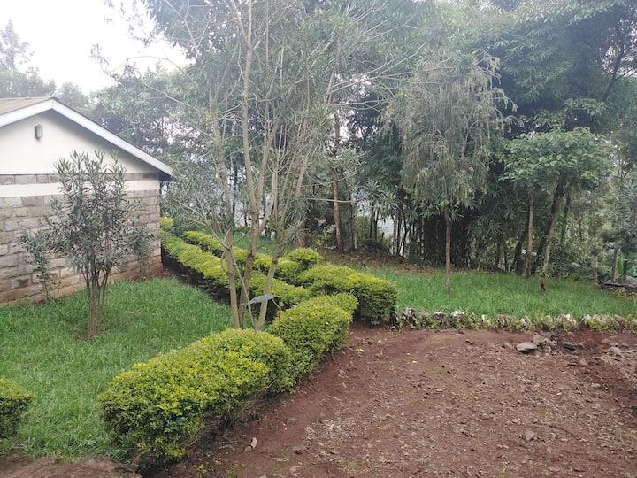 Murang'a getaway farm house