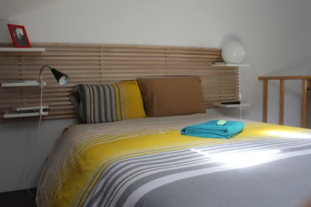 Be Lisbon| Private Room and Bathroom - Lisboa - Wohnung