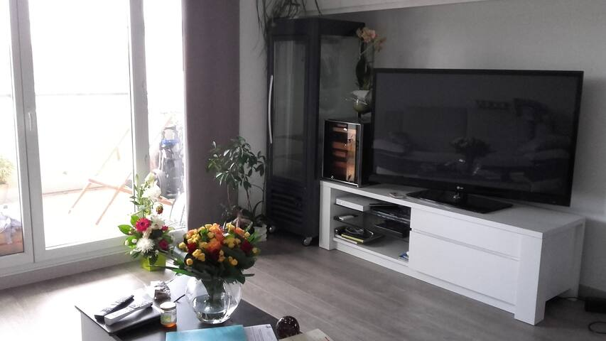 Neuilly sur Marne F 46m2 - Neuilly-sur-Marne - Daire