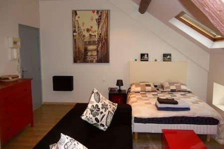 Grand Studio Meublé, Forbach centre - Forbach