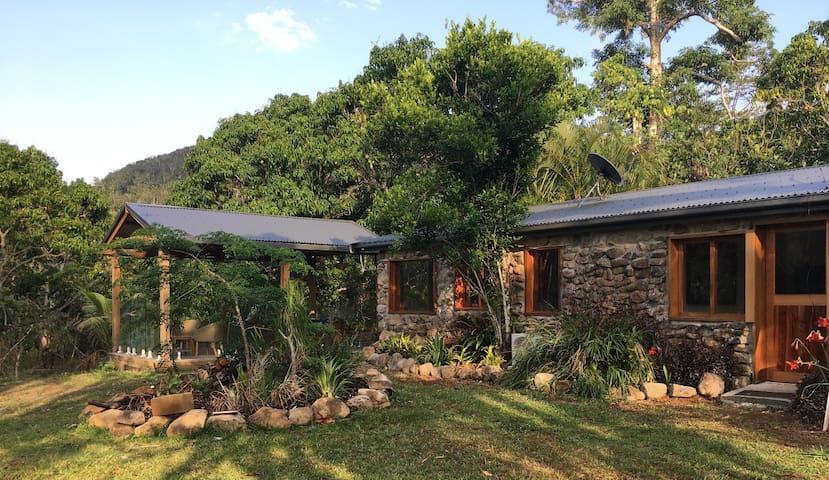Palm Grove Rainforest Retreat - Whitsundays