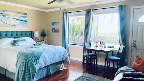 Close Enough to the Beach House: Ocean View* Suite