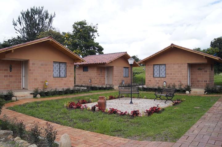 Finca el Refugio - Cabaña Ruiseñor