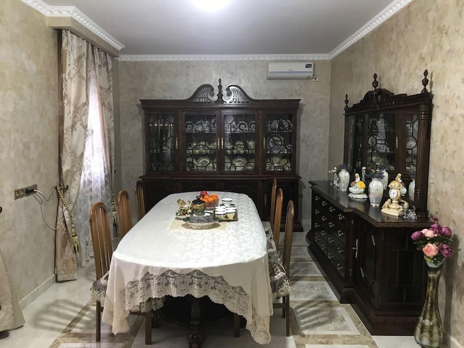 Столовая комната, canteen, buffet