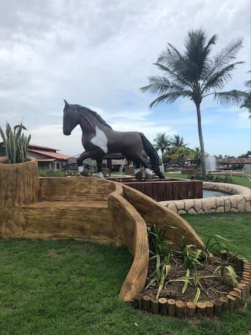Santuário Hotel Fazenda, Praia Santo Antônio - BA