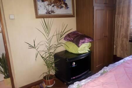 Уютное пространство для гостей